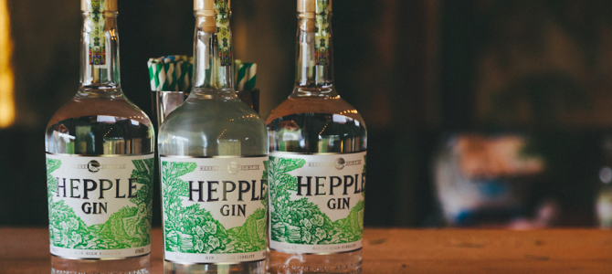 Producers – Hepple Gin